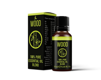Chinese Wood Element Essential Oil Blend - Mystic Moments UK