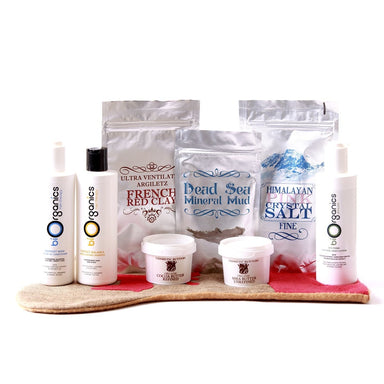 Christmas DELUXE Pamper Pack Stocking - Mystic Moments UK