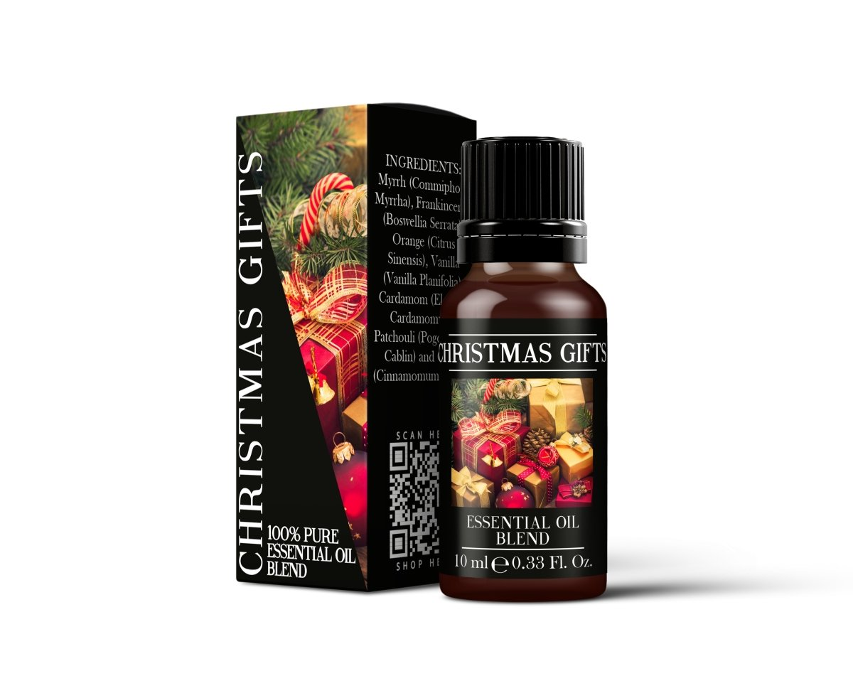 Christmas Gifts - Essential Oil Blends - Mystic Moments UK