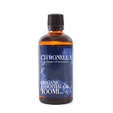 Citronella Organic Essential Oil - Mystic Moments UK