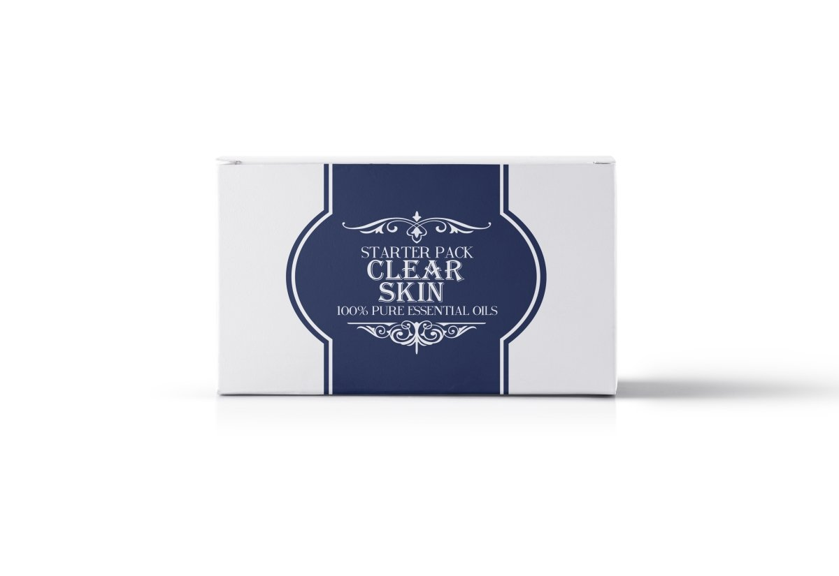 Clear Skin | Essential Oil Gift Starter Pack - Mystic Moments UK