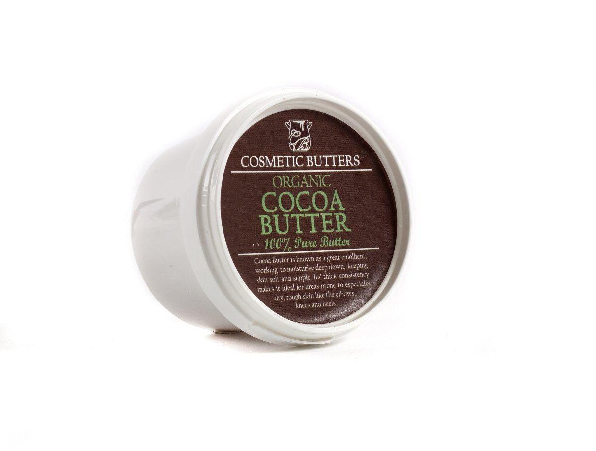 Cocoa Butter Refined Organic - Mystic Moments UK
