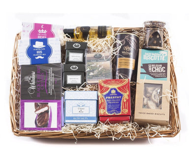 Cosy Couples Hamper - Mystic Moments UK