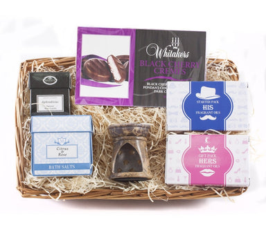 Cosy Couples Mini Hamper - Mystic Moments UK