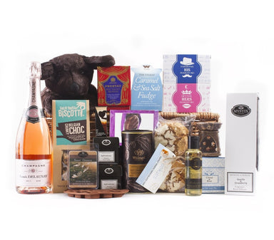 Cosy Couples Premium Hamper - Mystic Moments UK
