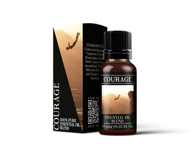 Courage - Essential Oil Blends - Mystic Moments UK