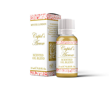 Cupid's Arrow - Scented Oil Blend - Mystic Moments UK