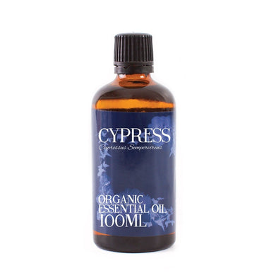 Cypress Organic Essential Oil - Mystic Moments UK