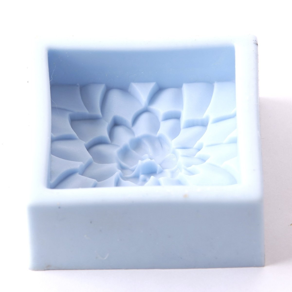 Dahlia Flower Silicone Soap Mould R0257 - Mystic Moments UK