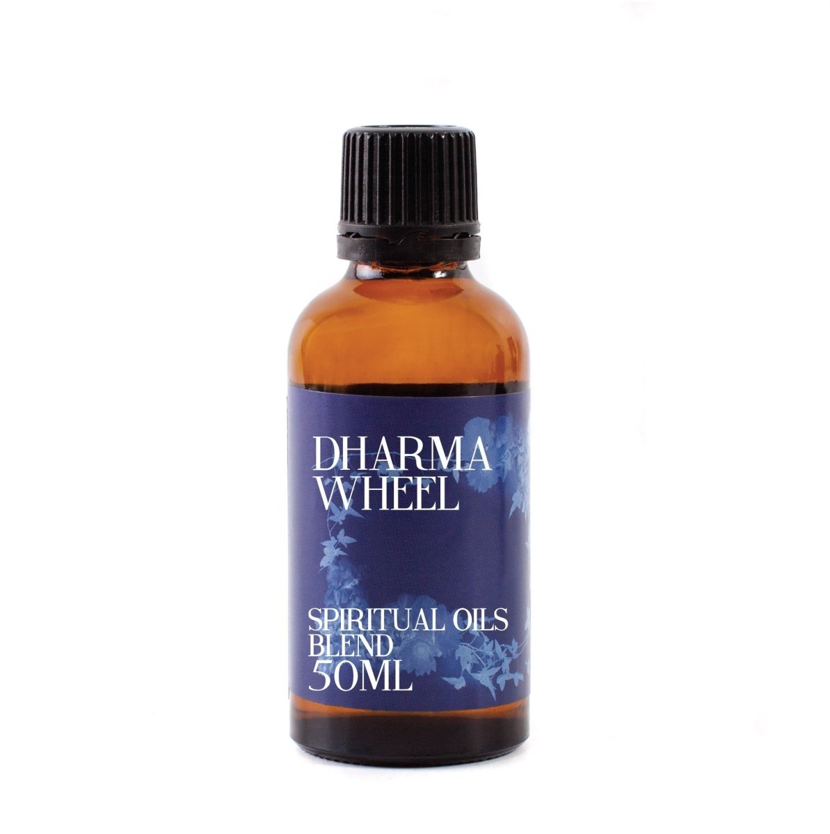 Dharma Wheel | Spiritual Essential Oil Blend - Mystic Moments UK