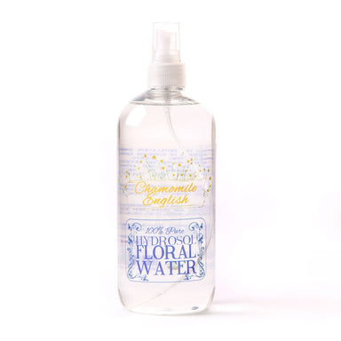 English Chamomile Hydrosol Floral Water - Mystic Moments UK