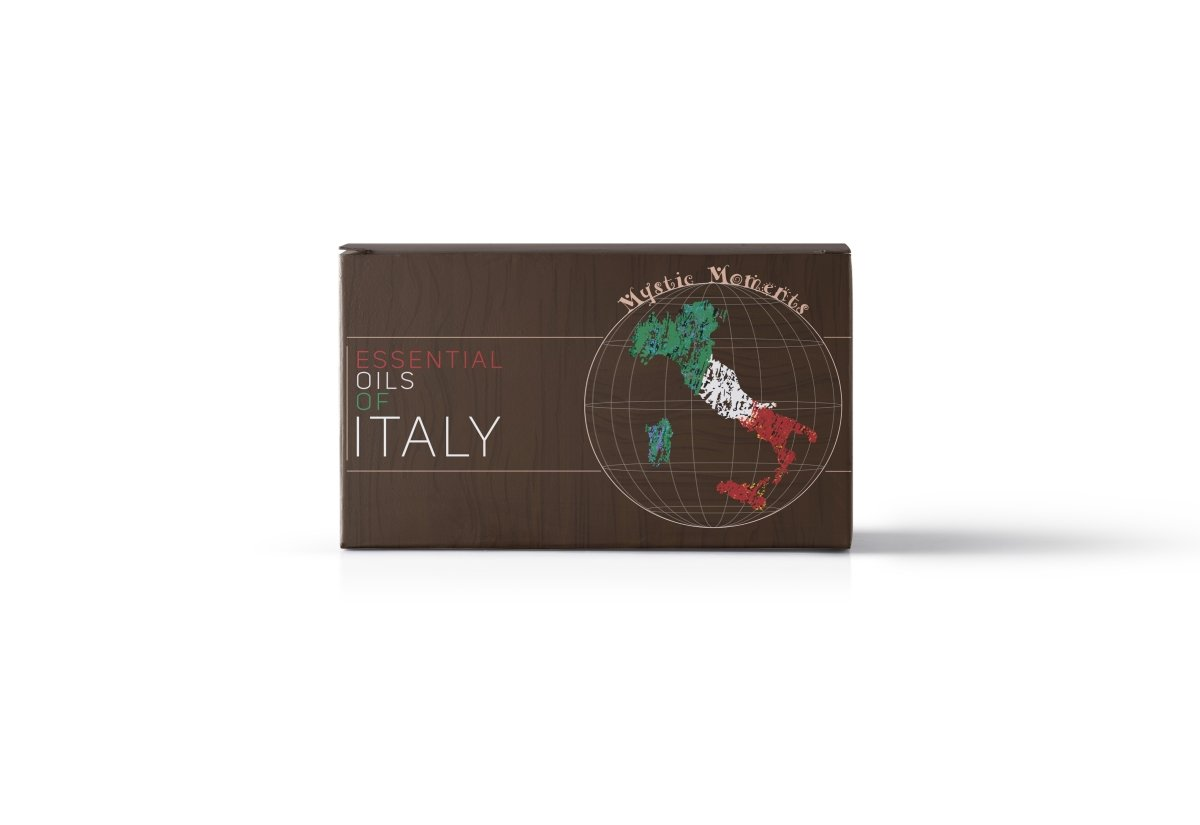 Essential Oils Of Italy | Essential Oil Gift Starter Pack - Mystic Moments UK