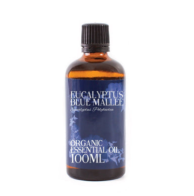 Eucalyptus Blue Mallee Organic Essential Oil - Mystic Moments UK