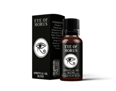 Eye of Horus | Spiritual Essential Oil Blend - Mystic Moments UK