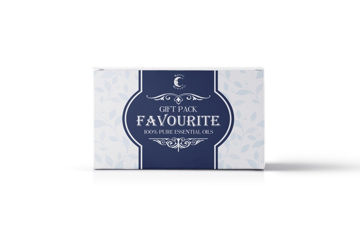 Favourite | Essential Oil Gift Starter Pack - Mystic Moments UK