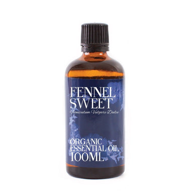 Fennel Sweet Organic Essential Oil - Mystic Moments UK