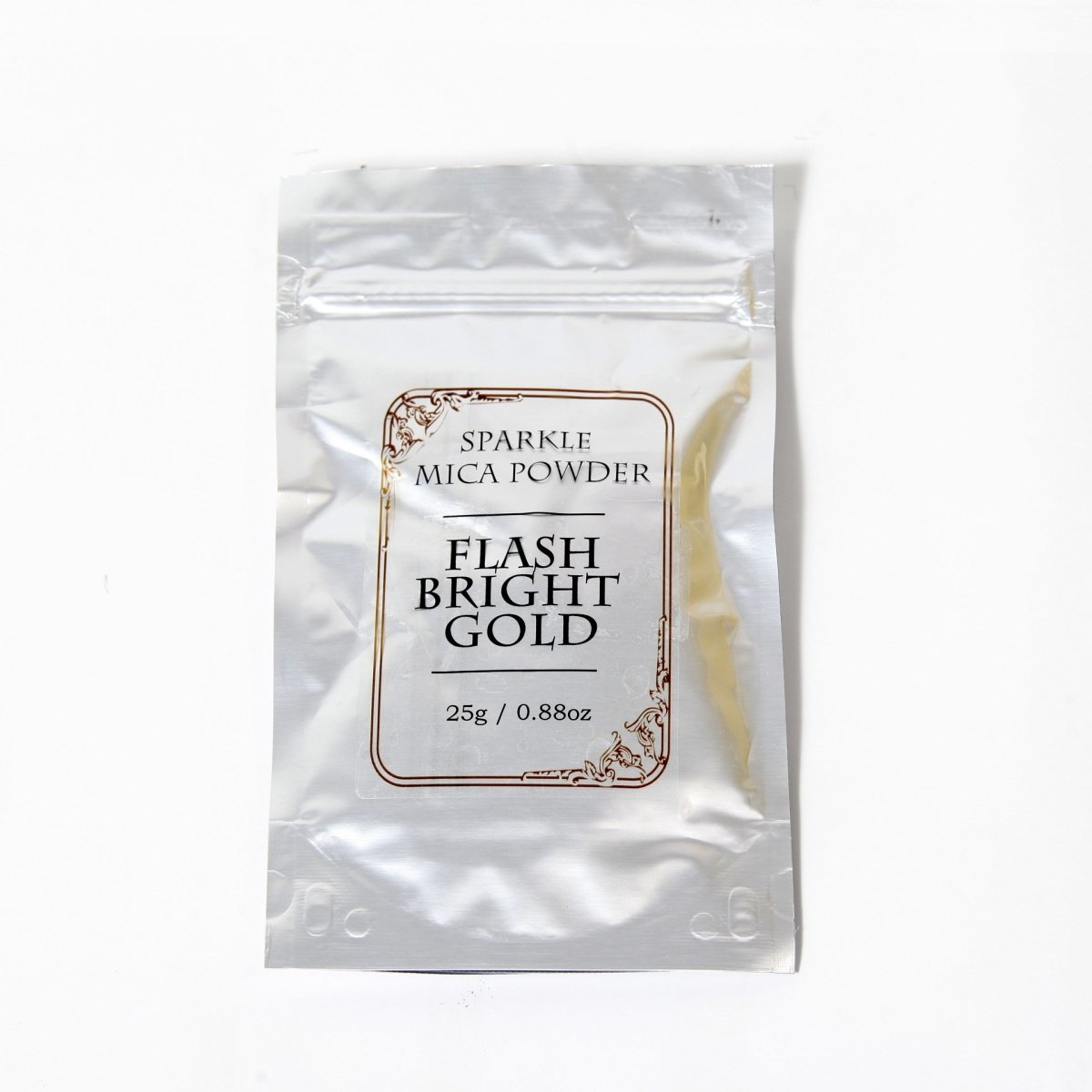 Flash Bright Gold Sparkle Mica - Mystic Moments UK