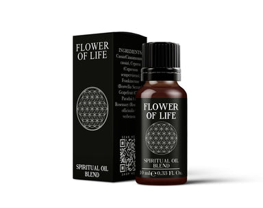 Flower of Life | Spiritual Essential Oil Blend - Mystic Moments UK