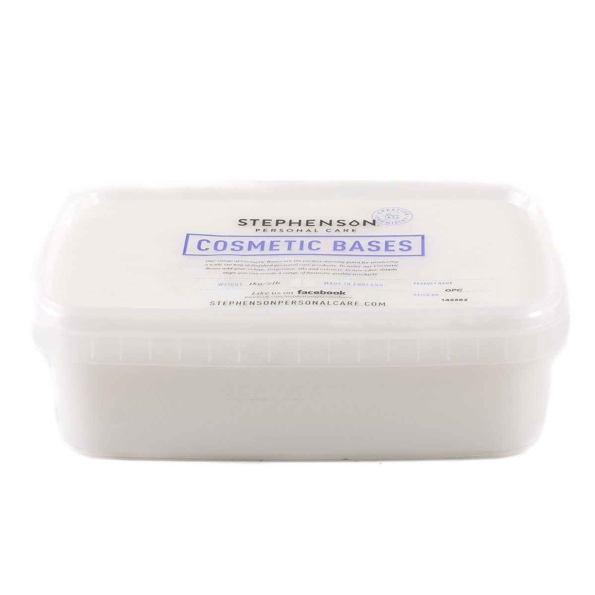 Foaming Bath Butter (Crystal OPC) - Soap - Mystic Moments UK