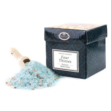 Four Thieves Bath Salt - 350g - Mystic Moments UK