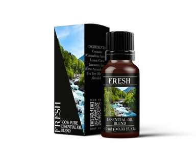 Fresh - Essential Oil Blends - Mystic Moments UK