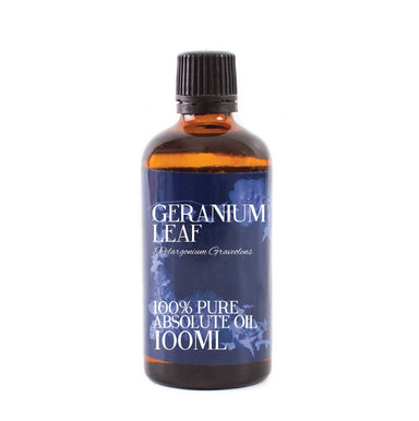 Geranium Leaf - Absolute Oil - Mystic Moments UK