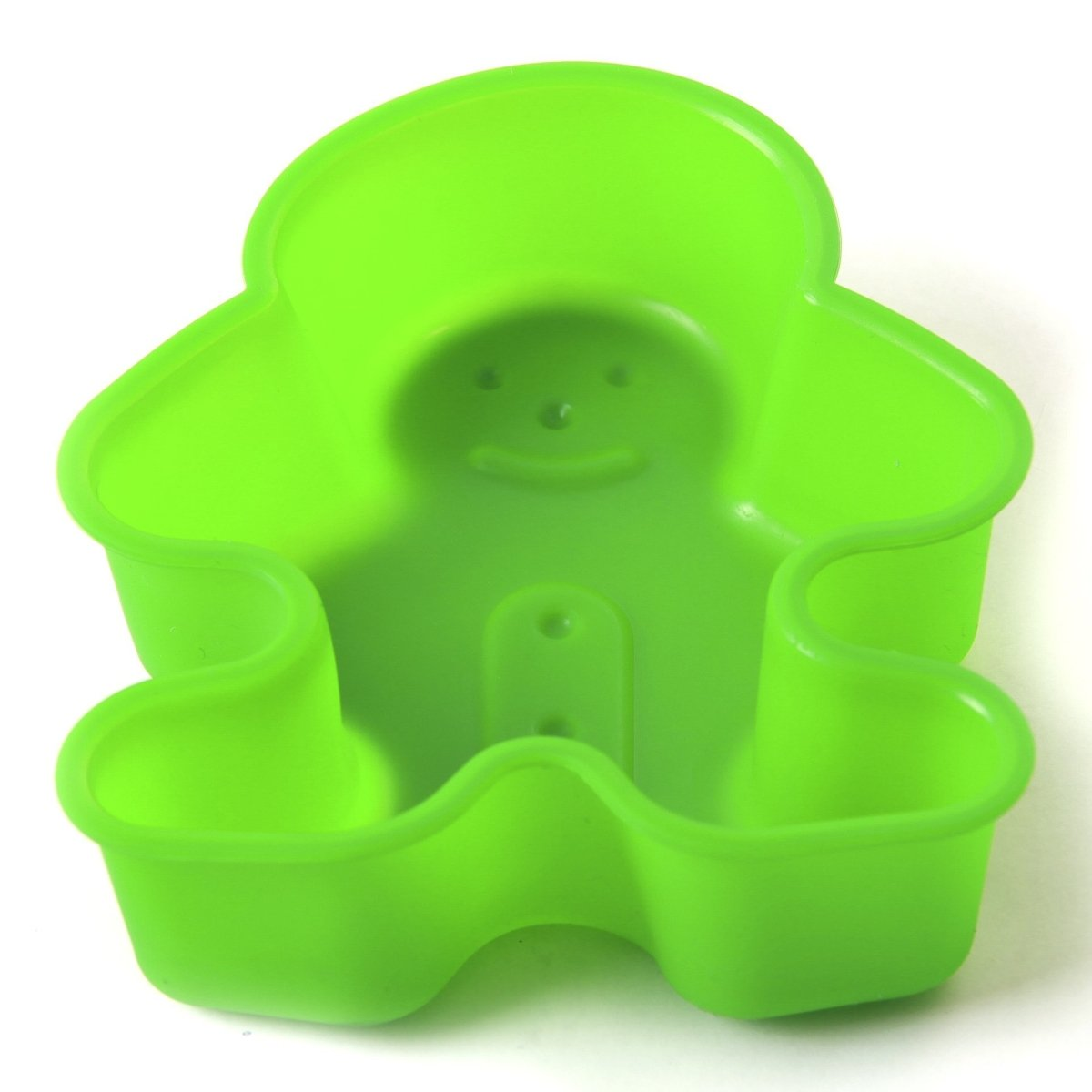 Gingerbread Man Cake/Jelly/Soap Silicone Soap Mould B0012 - Mystic Moments UK