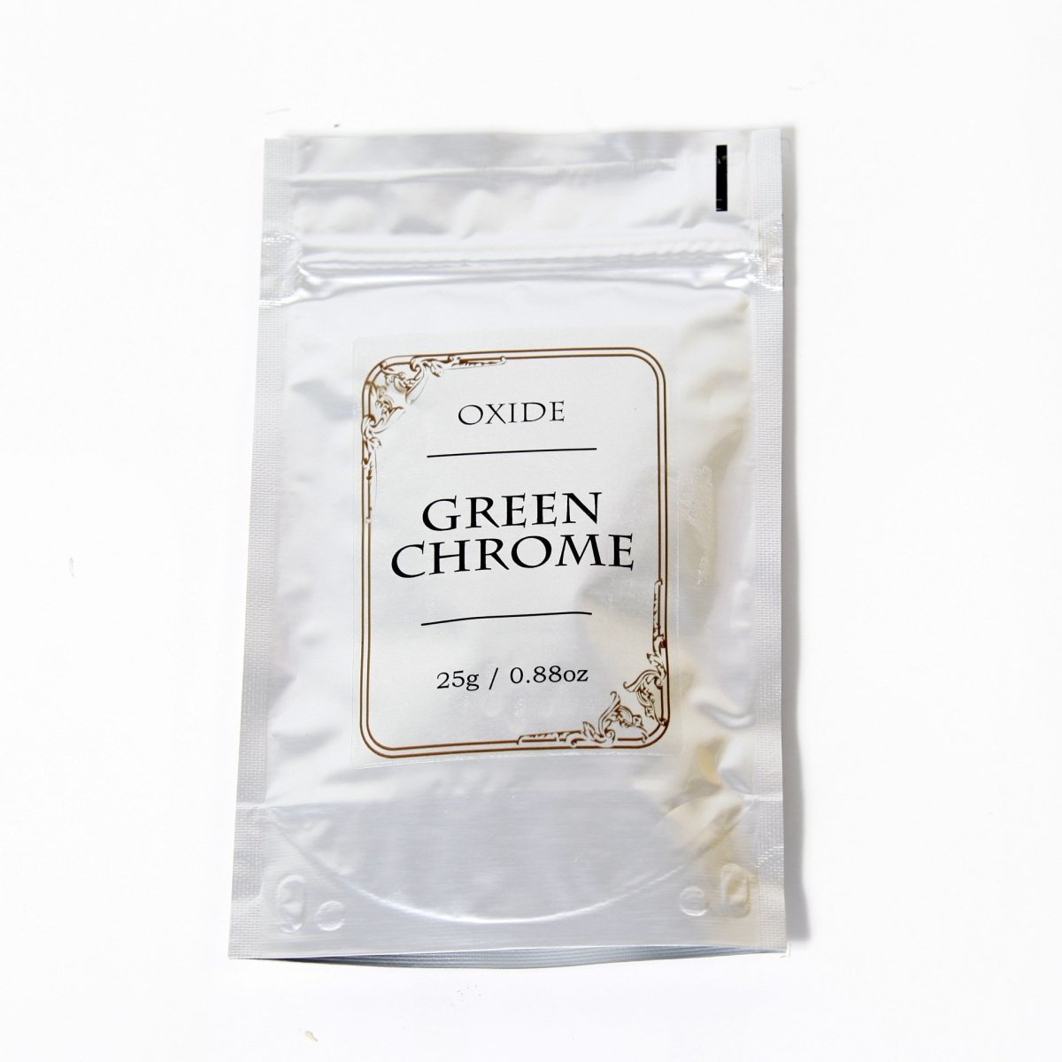 Green Chrome Oxide Mineral Powder - Mystic Moments UK