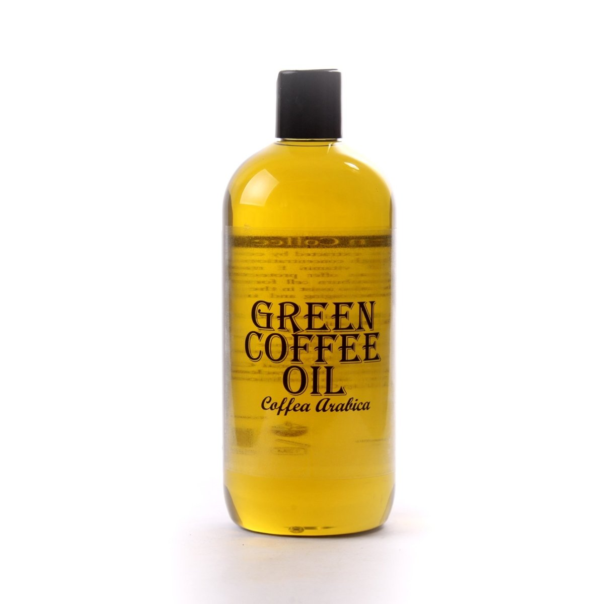 Green Coffee Carrier Oil - Mystic Moments UK