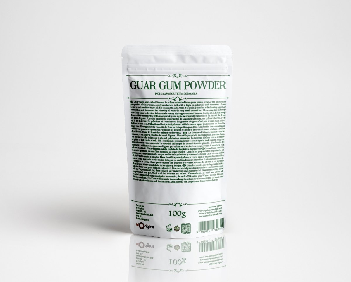 Guar Gum Powder - Mystic Moments UK
