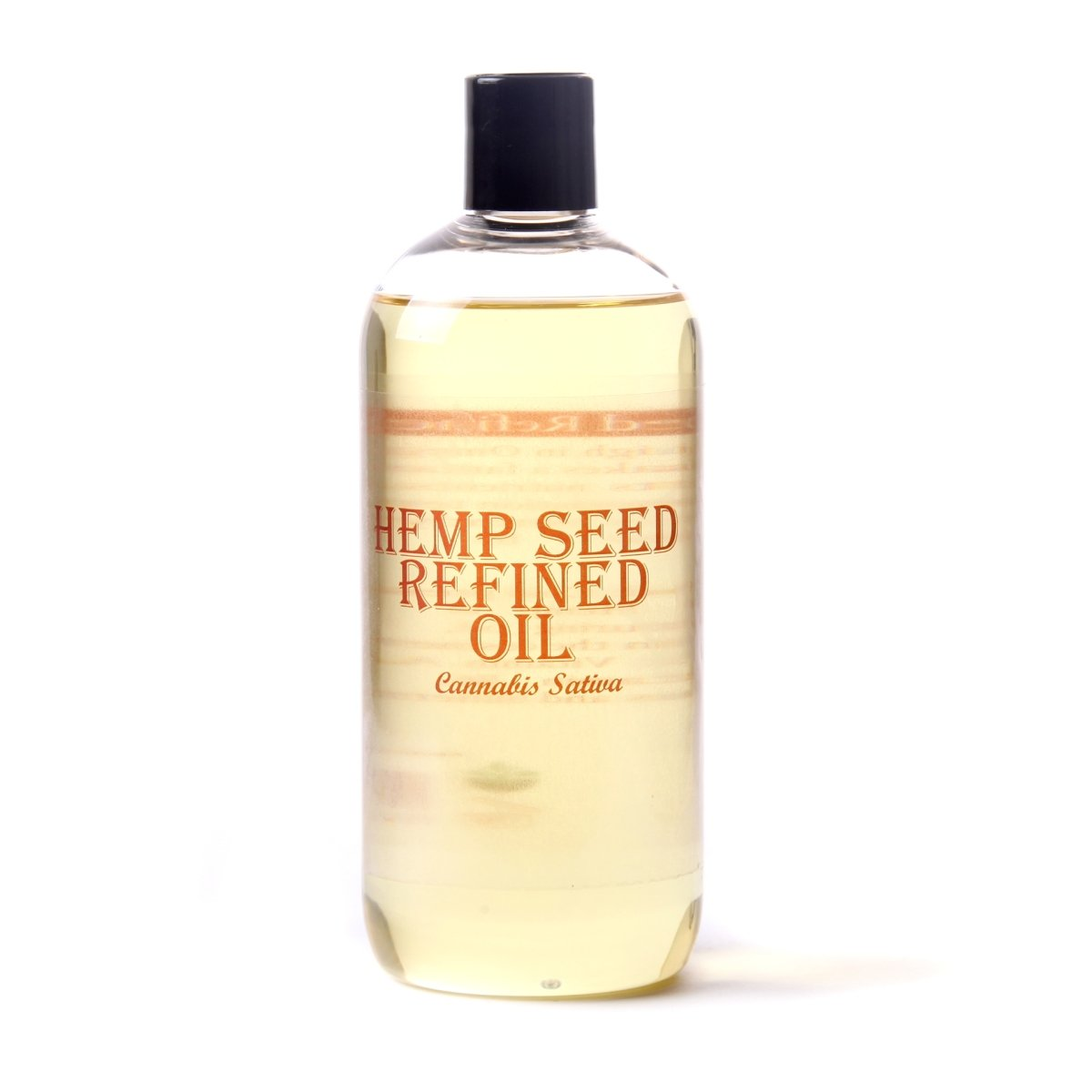 Hemp Seed Refined Carrier Oil Mystic Moments Uk