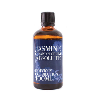 Jasmine Grandiflorum Absolute Oil Dilution - Mystic Moments UK