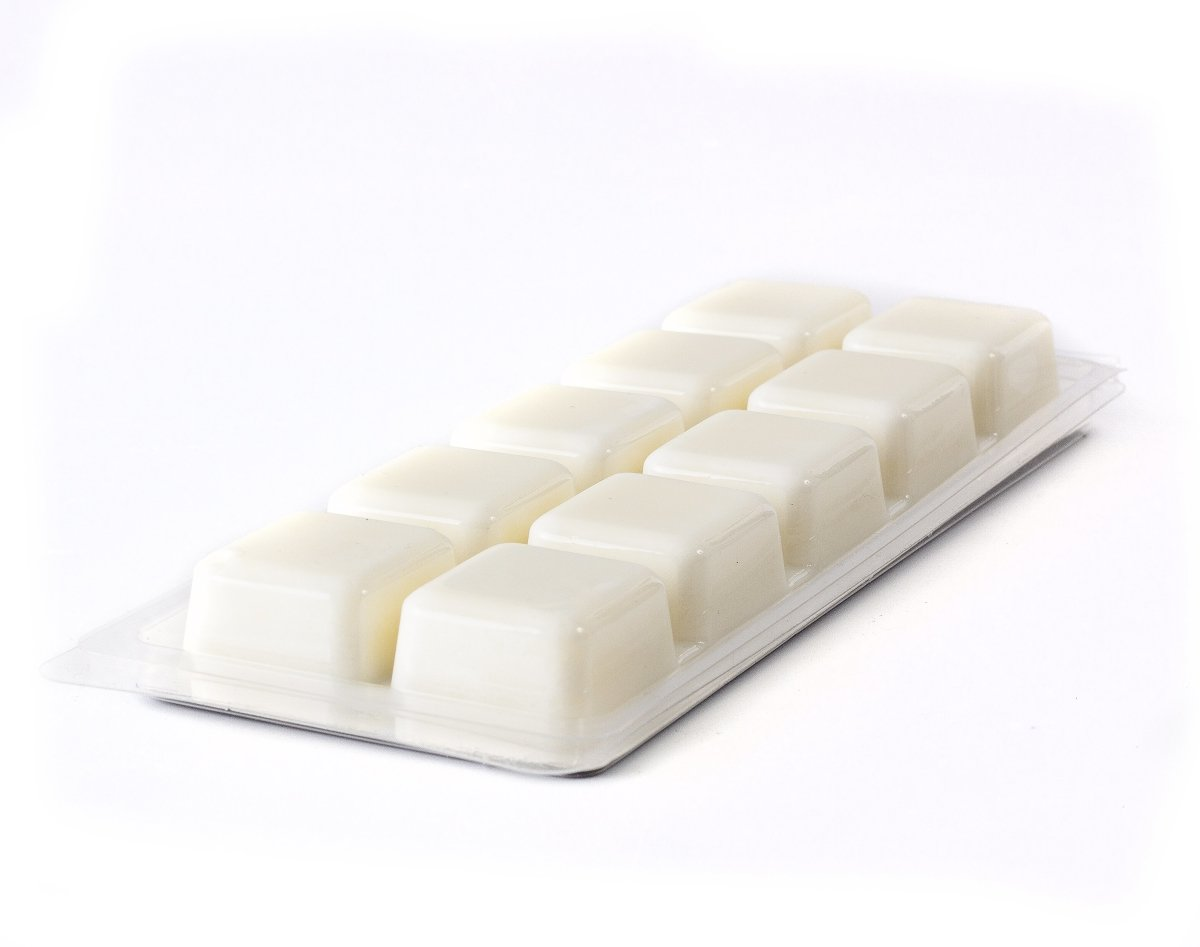 Jasmine & Sandalwood | Wax Melt Clamshell - Mystic Moments UK