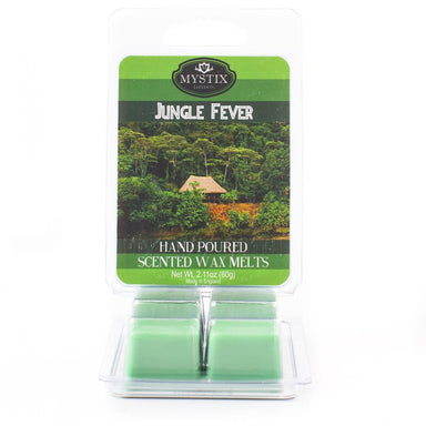 Jungle Fever | Scented Wax Melt Clamshell - Mystic Moments UK