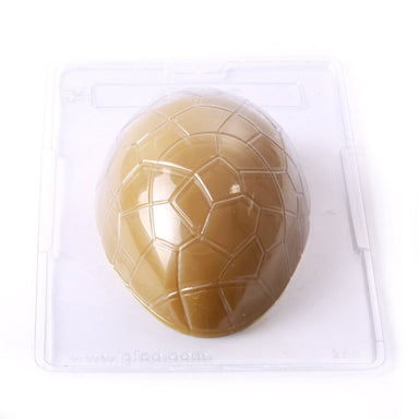 Large Easter Egg Half Chocolate/Sweet/Soap/Plaster/Bath Bomb Mould #042 (Single Cavity) - Mystic Moments UK