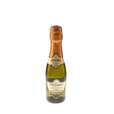 Le Contesse Prosecco DOC Treviso Extra Dry 20cl - Free Gift - Mystic Moments UK