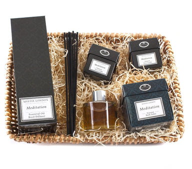 Meditation | Aromatherapy Hamper - Mystic Moments UK