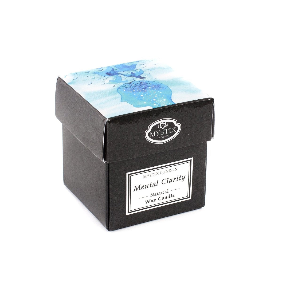 Mental Clarity Scented Candle - Mystic Moments UK