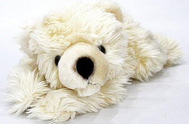 Microwavable Polar Bear Wheat Bag - Mystic Moments UK
