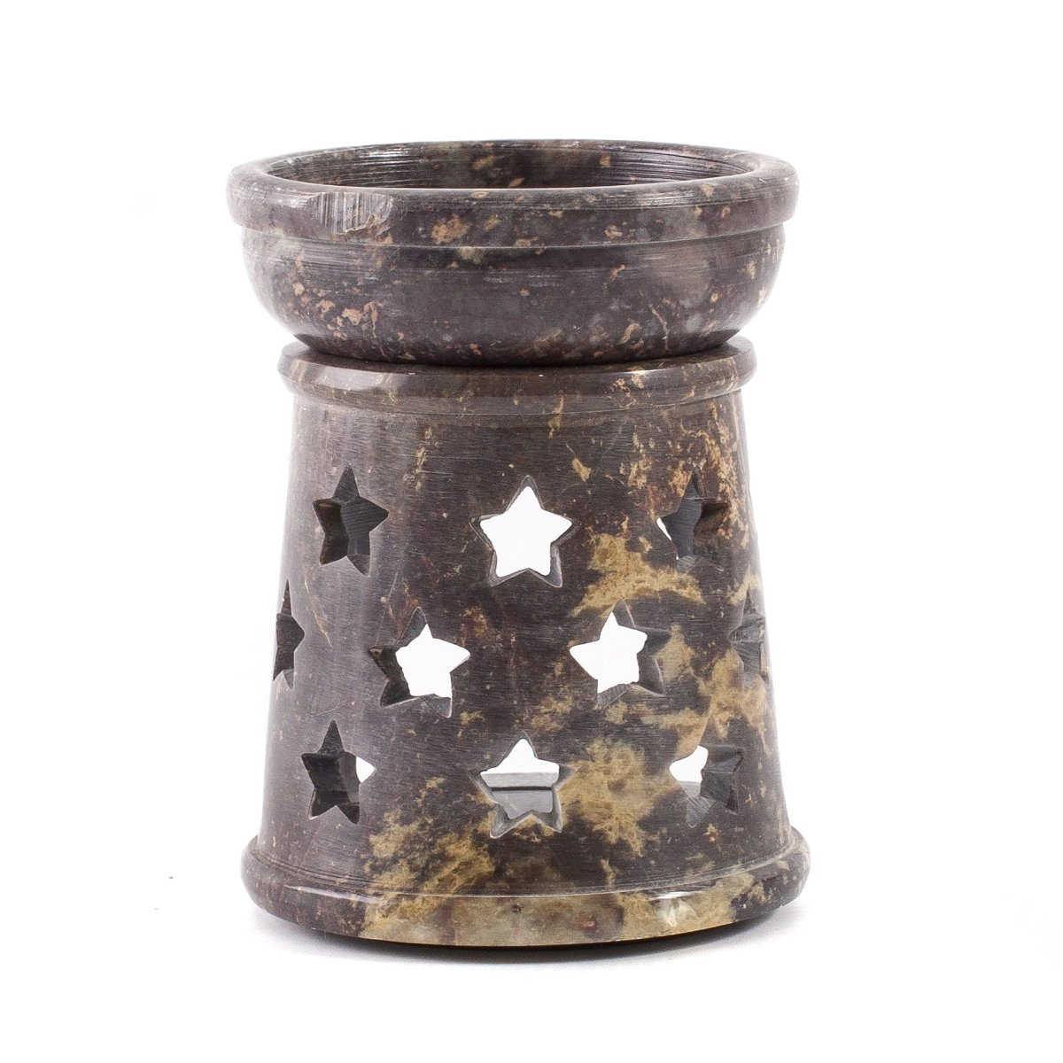 Mini Star Soapstone Oil Burner - Mystic Moments UK