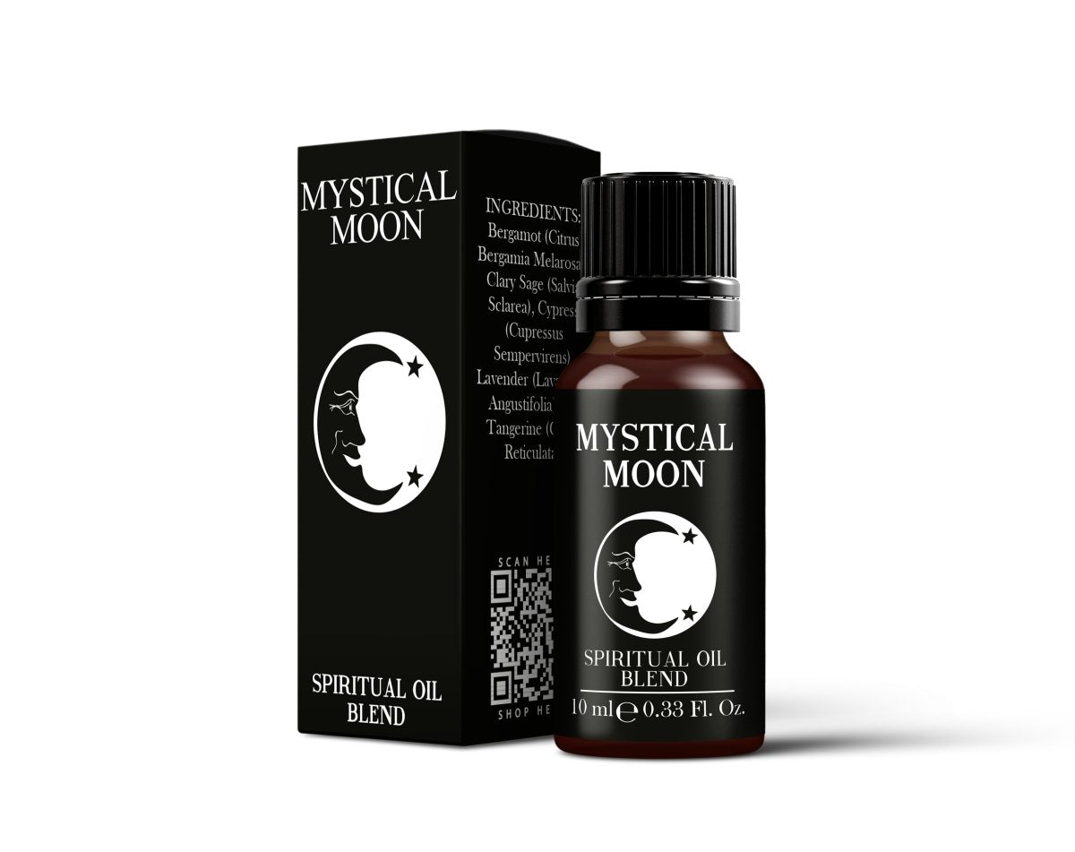 Mystical Moon - Spiritual Essential Oil Blend - Mystic Moments UK