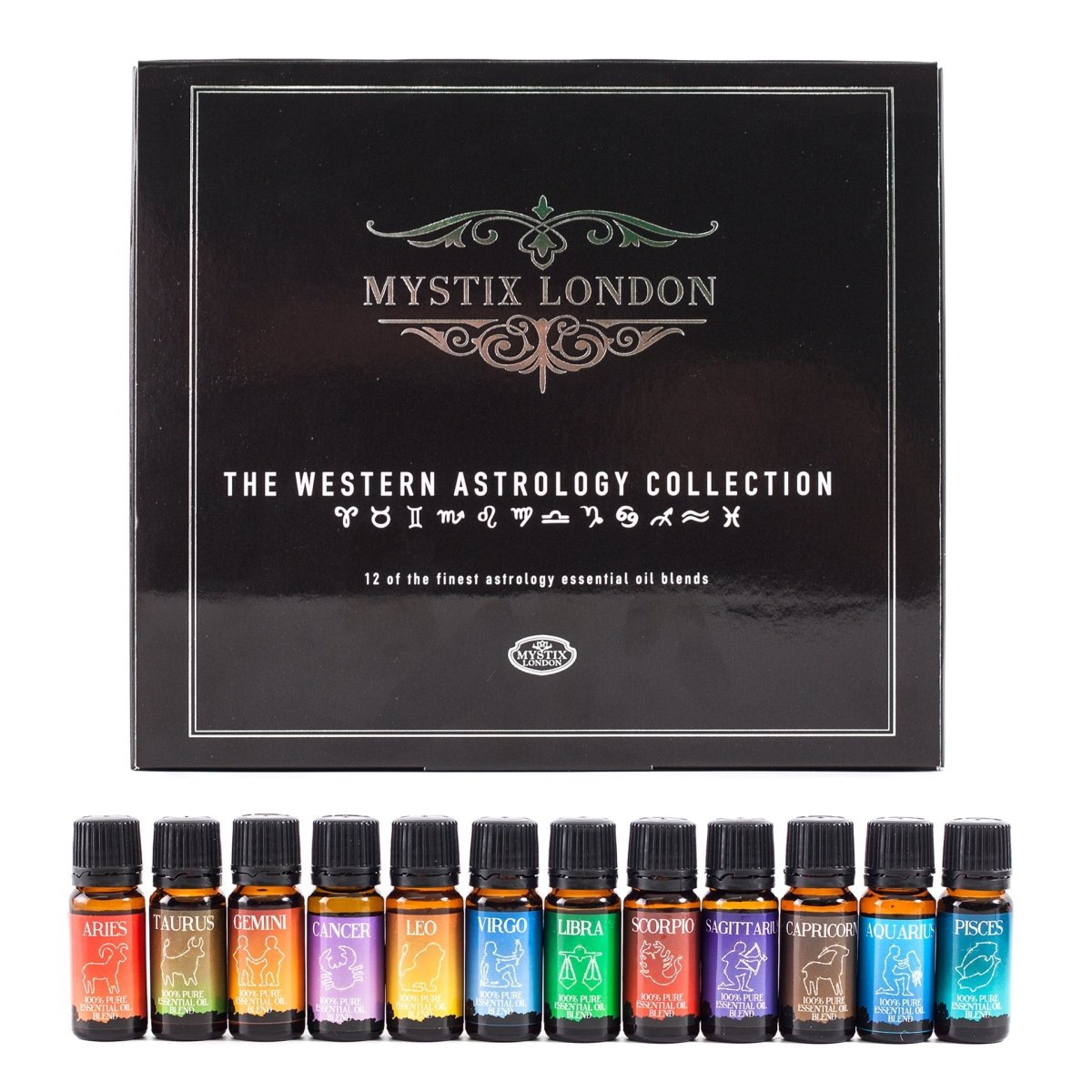 Mystix London | The Western Astrology Collection - Mystic Moments UK