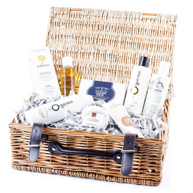 Natural Skincare Hamper Deluxe - Mystic Moments UK