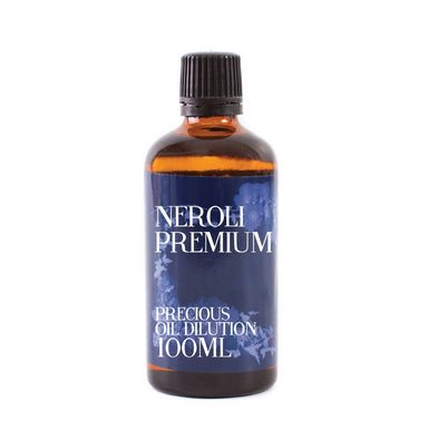 Neroli Premium Essential Oil Dilution - Mystic Moments UK
