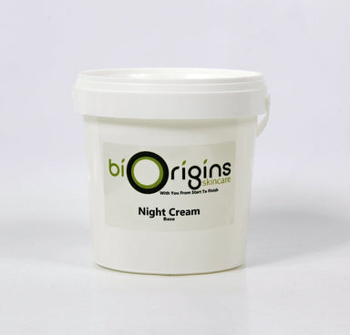 Night Cream - Botanical Skincare Base - Mystic Moments UK
