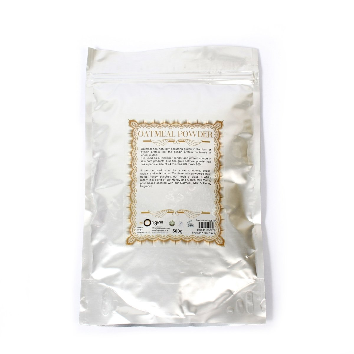 Oatmeal Exfoliant - Mystic Moments UK