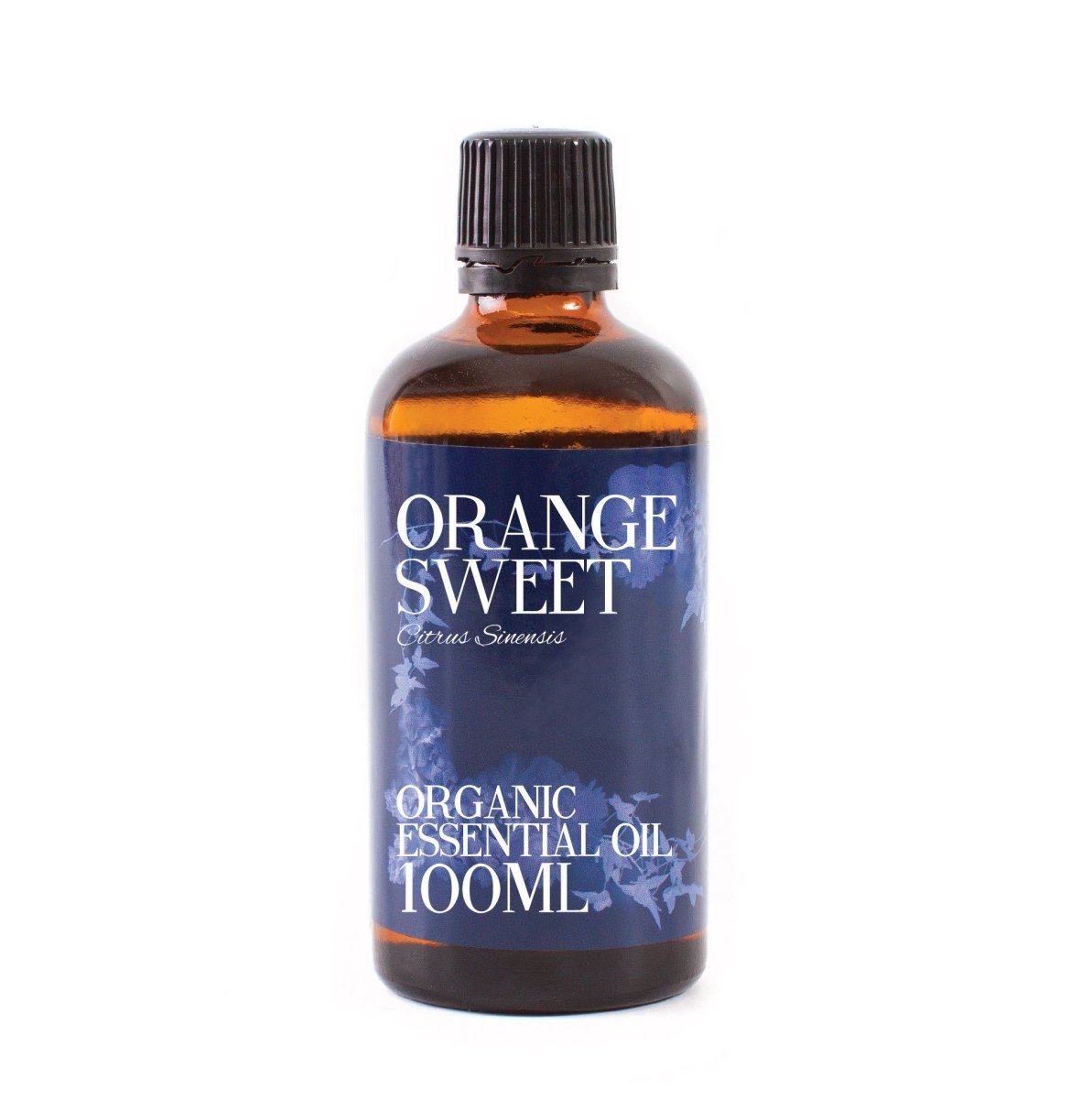 Orange Sweet Organic Essential Oil - Mystic Moments UK