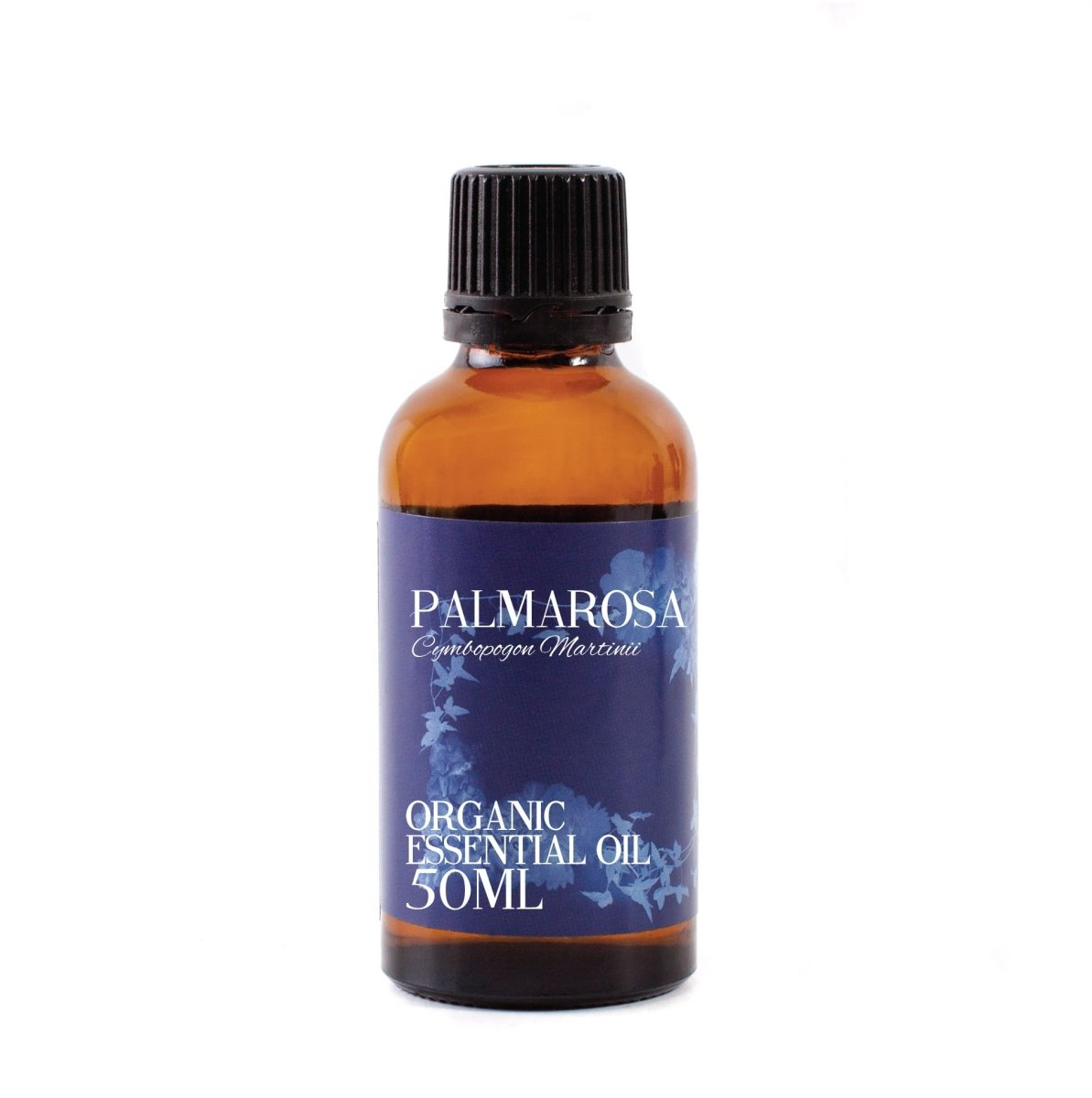 Palmarosa Organic Essential Oil - Mystic Moments UK