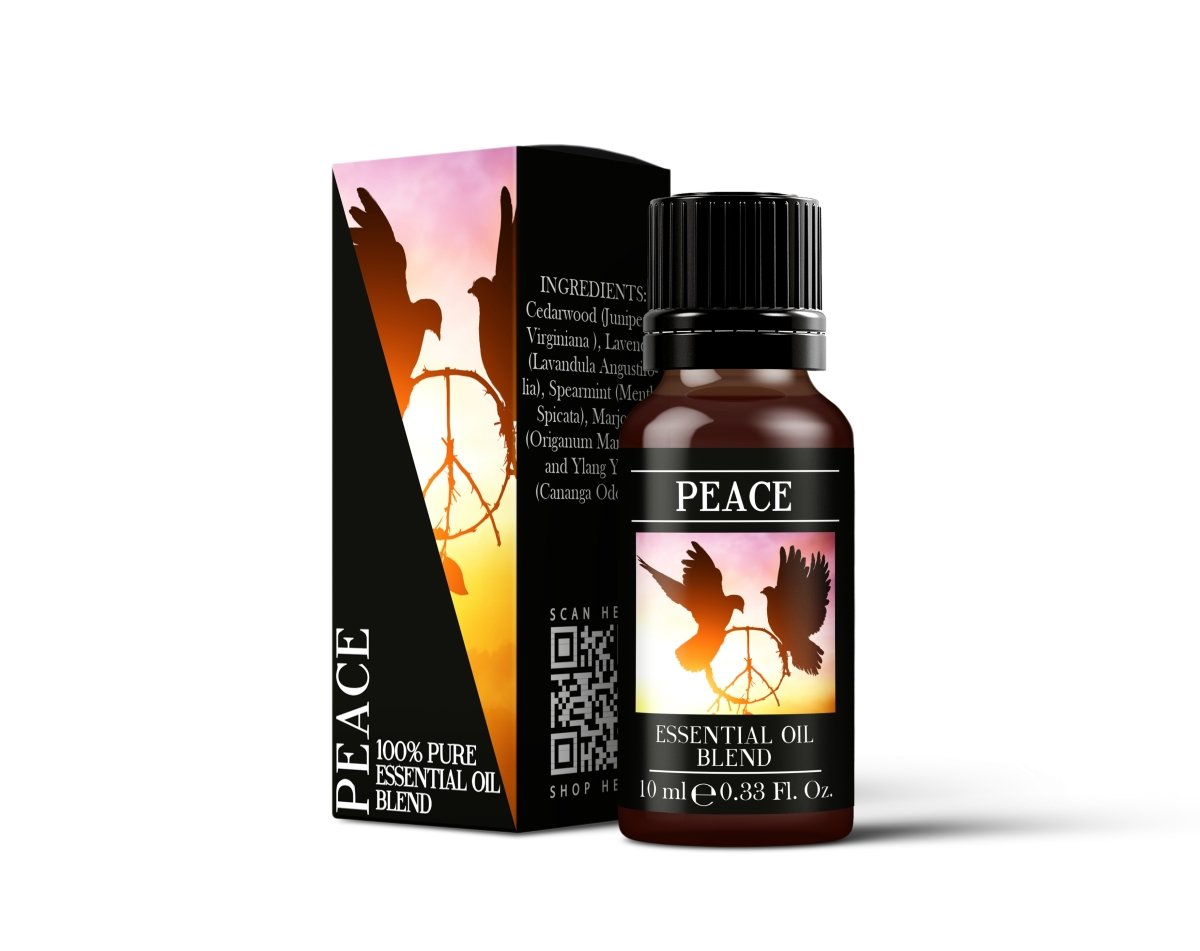 Peace - Essential Oil Blends - Mystic Moments UK
