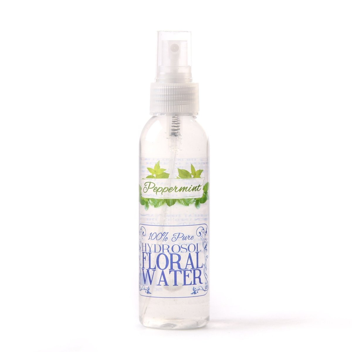 Peppermint Hydrosol Floral Water - Mystic Moments UK